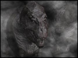 Trexes5 by skullbeast