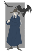 A9.  The Allfather by midwaymilly