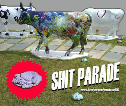 Poster Shit Parade_byKalosu by FuckComics