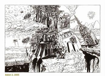 Babel 2. Dibujo_by Edson by FuckComics