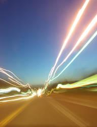 speed of light by ScarletKoi