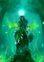 worgen druid by just1ce1