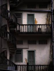 Upstairs, Downstairs by Akai-Z