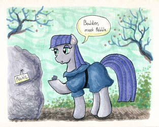 Boulder Playdate by kaikaku