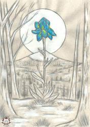Secret Bloom by ARCR-CRic