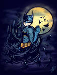 Batman nanananananana by inzanita