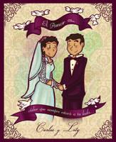 Carlos y Lety by inzanita
