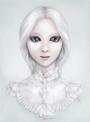 Portrait of Maahakal by mamadeii