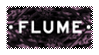 FLUME Lace Stamp by Leafjelly