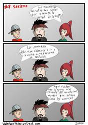 El posible comic - #8 Sexismo by wolfdark93