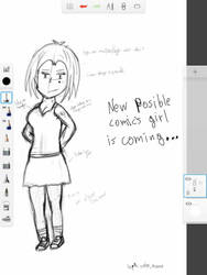 New OC is coming by wolfdark93
