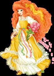 Maiden Curlycrown by Blumina