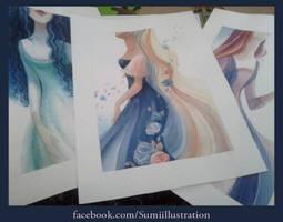 Princesses by Blumina