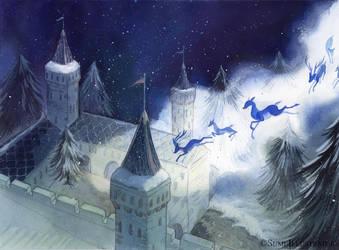 December's Tale by Blumina