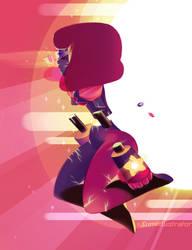 Garnet - The Return by Blumina