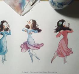 Belle by Blumina