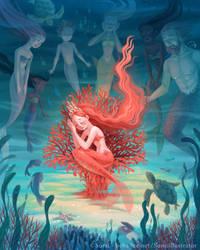 Living Coral by Blumina
