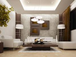 interior design by yasseresam