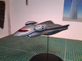 gun ship WIP. by EPSOLON1