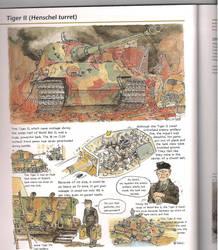Tiger II -King tiger- by DeSynchronizer