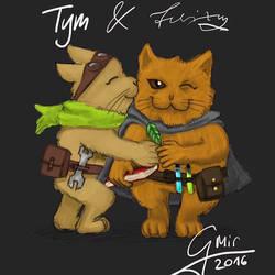 Tym  Felixus: Michtim Love by cthathem