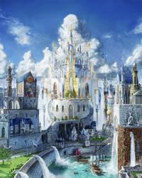 Setaperium Palace Distirict by lathander1987