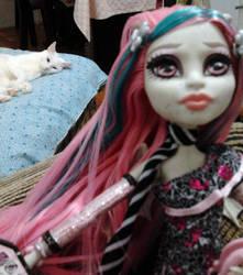 Luna e Rochelle by ChiisanaHana