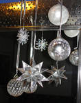 Silver Ornaments 1 by HiddenYume-stock