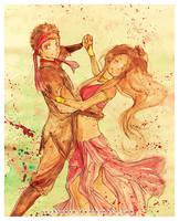 Avatar: Dance scene by Rocktuete