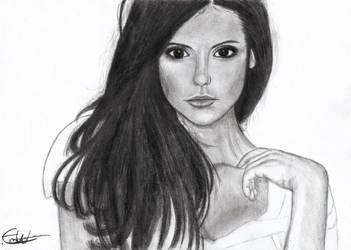 Elena, vampire diaries by anotherday2