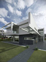 Villa PM by Architrend Architecture by DavidHier