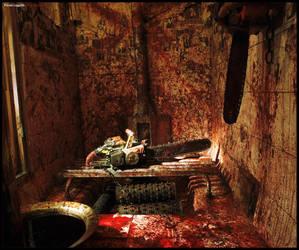 Bloody Room by Lagutin