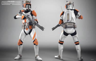 Star Wars: Commander Cody by MarkusRollo