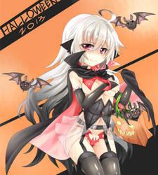 Halloween 2013 by UnnameNeko