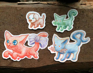 Planks 020 - Kittens! by milzs