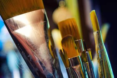 set of brushes by hitforsa