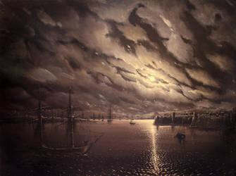 night port by hitforsa