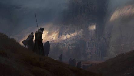 The Return by EytanZana
