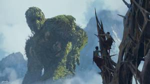 Forest Giant by EytanZana