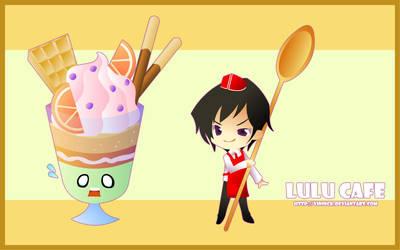 :: Lulu Cafe: Lelouch :: by vinnick