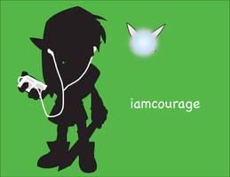 iamcourage by KaidaTheDragon