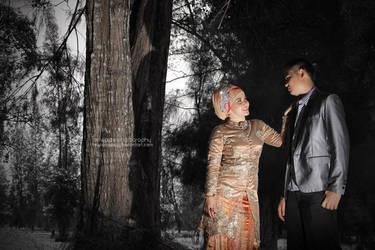 Wedding by nelulanddsck