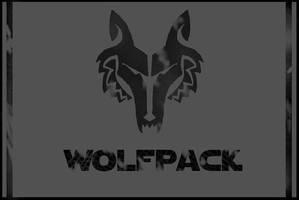 Wolf Pack Logo by JediAnakinSkyguy