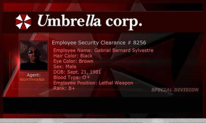 Umbrella IDv2 by Nightphoenix2