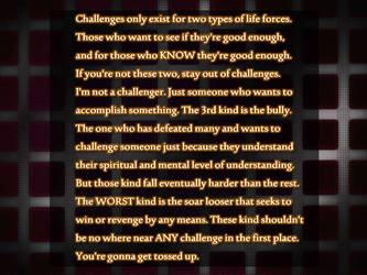 The Challenge by Nightphoenix2