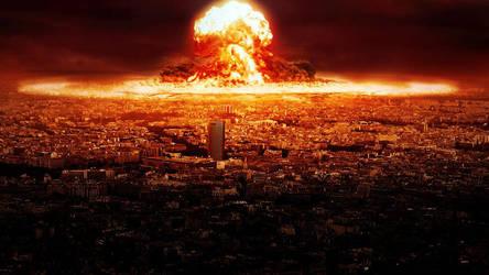 Nuclear War by Nightphoenix2