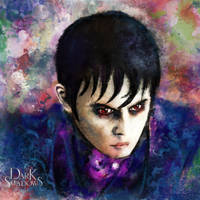 Barnabas Collins by dianavard