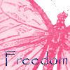 Butterfly - Freedom by DarkfiresDeath