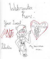 TWKD - Your Anti-Valentine by DarkfiresDeath