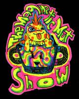 Magnetic Mut Show by Blirtt